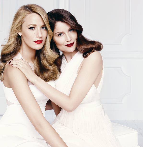 Photos : Beauté : Blake Lively, Eva Longoria, Zoe Saldana, Natasha Poly, Freida Pinto : découvrez leur collection exclusive pour L'Oréal !