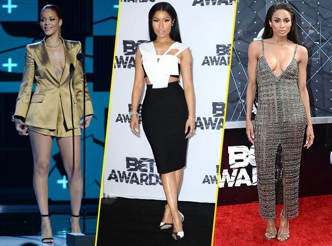 Rihanna, Nicki Minaj et Ciara le 28 juin 2015