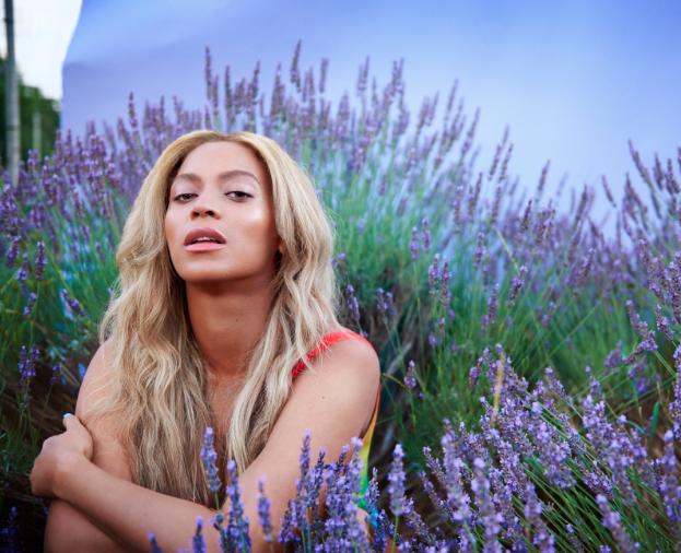 Beyoncé pour Beat