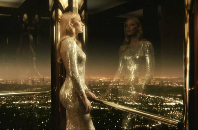 Blake Lively dans le spot publiciataire du parfum Gucci Première...