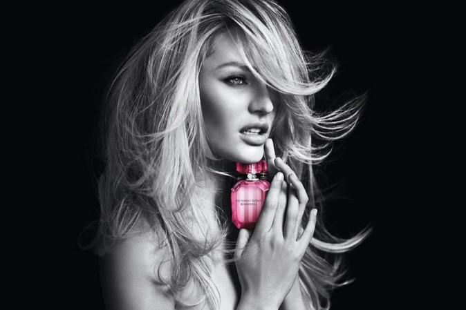 Photos : Candice Swanepoel, envoûtante pour Bombshell, le parfum Victoria's Secret !