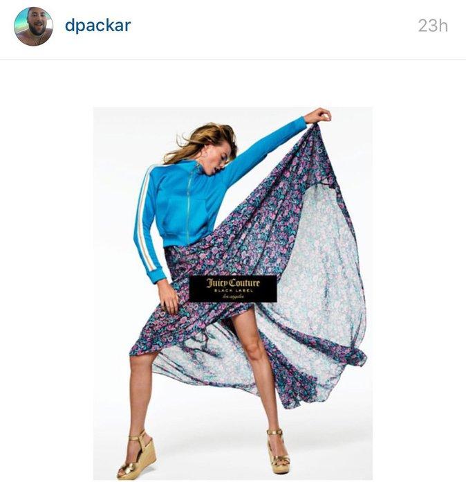 Candice Swanepoel et Behati Prinsloo, un duo de charme pour Juicy Couture
