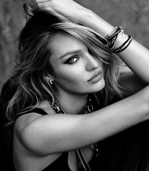 Photos : Candice Swanepoel : hot et sexy pour My Town Magazine !