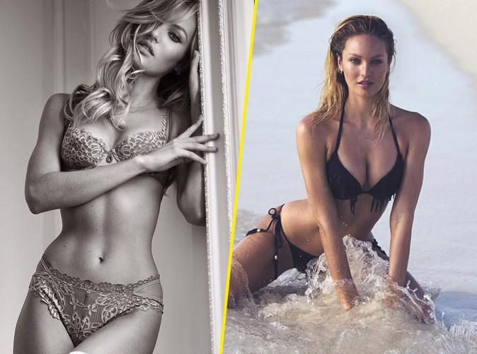 Photos : Candice Swanepoel, hot ou sensuelle, elle donne tout pour Victoria's Secret !