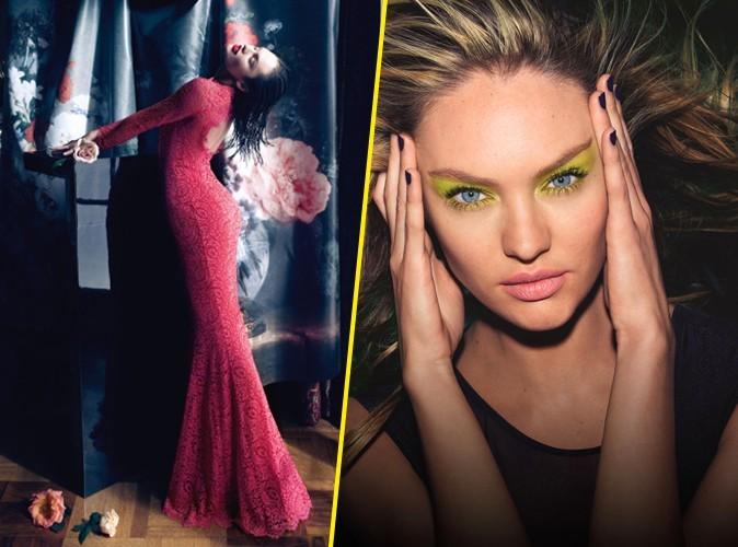 Candice Swanepoel : Omniprésente sur la scène de la mode et de la beauté !