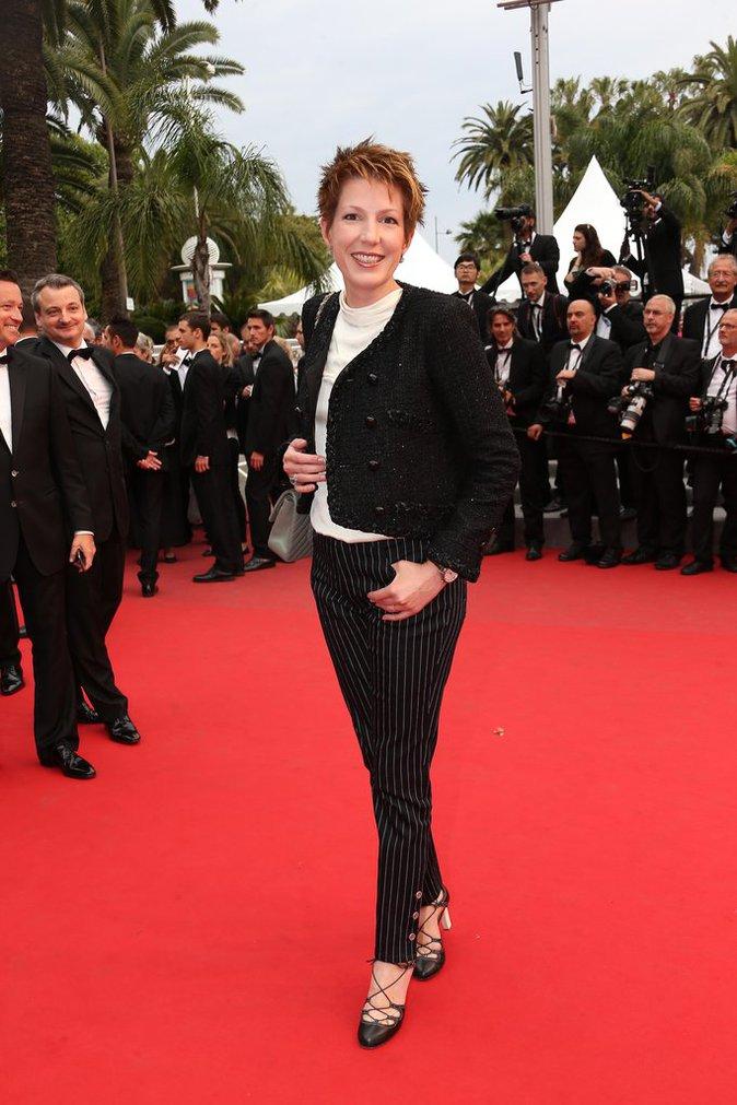 Natacha Polony au Festival de Cannes 2015