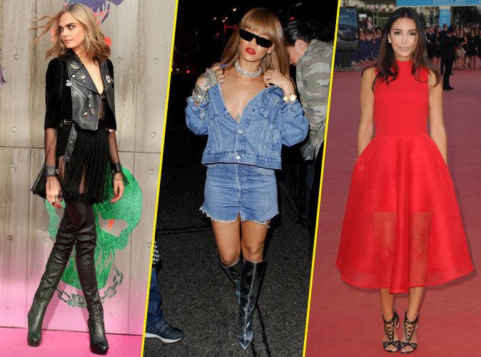 Photos : Cara Delevingne, Rihanna, Sananas : Le top 30 des célébrités les plus stylées en 2016 !