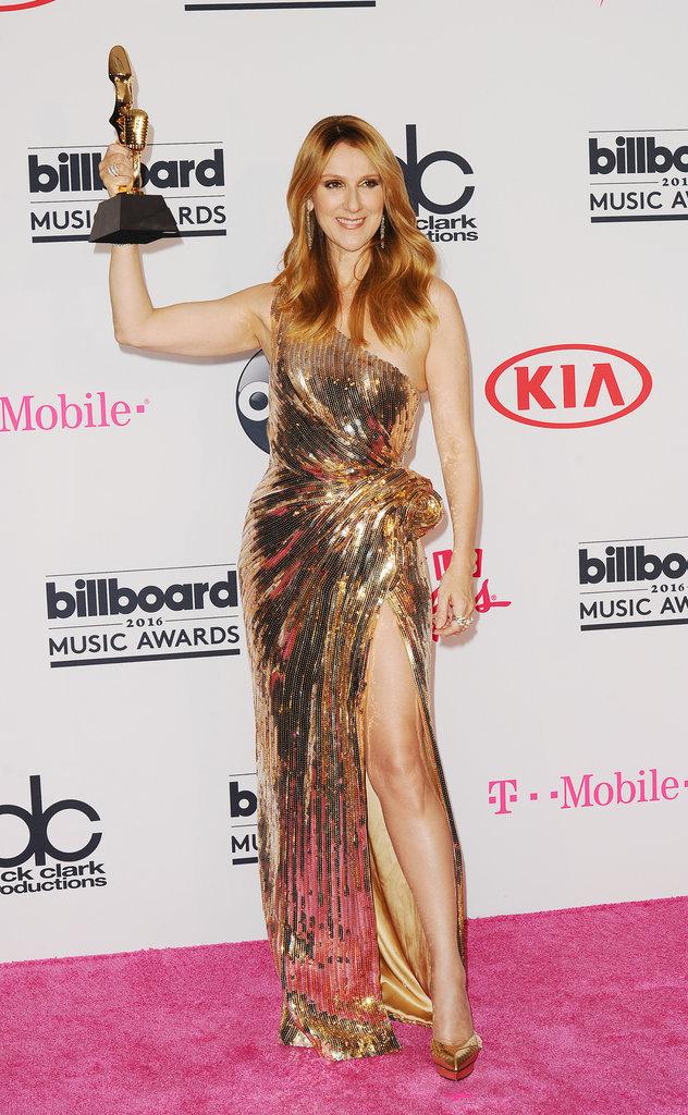 Photos : Céline Dion, la nouvelle icône de mode à suivre ?