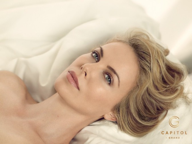 Photos : Charlize Theron, ultra glamour pour Capitol Grand South Yarra !