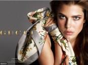 Charlotte Casiraghi : iconique et envoûtante pour la nouvelle campagne Gucci Forever Now !