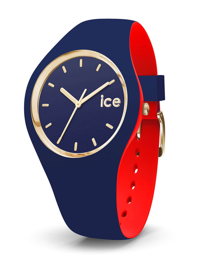 Montre en silicone, Ice Watch. 99 €.