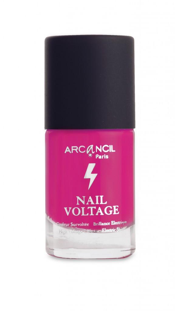 Vernis à ongles néon rose – Arcancil – 7,50€