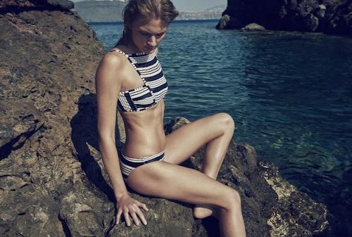 Photos : Constance Jablonski annonce l'été avec les maillots Zimmermann !