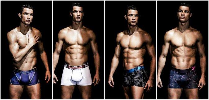 """Photos : Cristiano Ronaldo : découvrez les nouvelles images hot de """" CR7 """""""