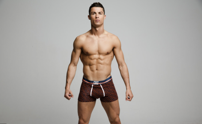 Photos : Cristiano Ronaldo : sa nouvelle campagne CR7 non retouchée enfin dévoilée !