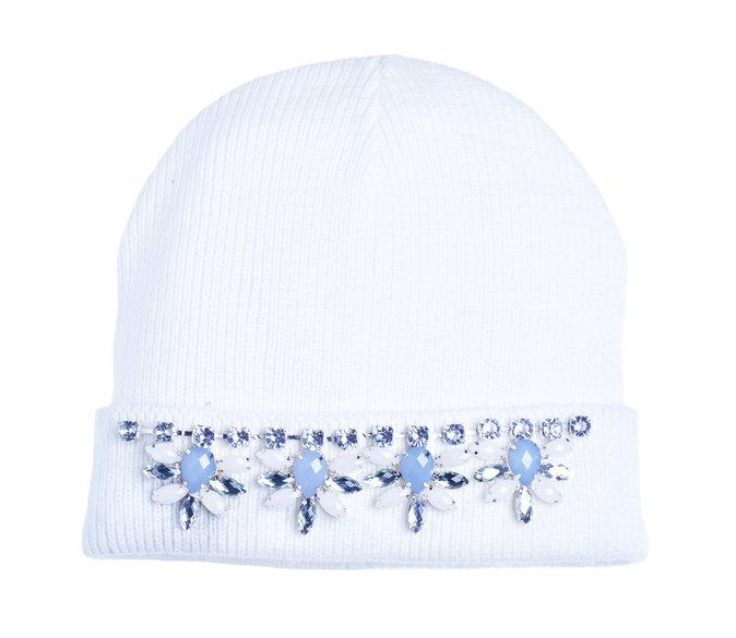 Bonnet : Claire's - 9,99€