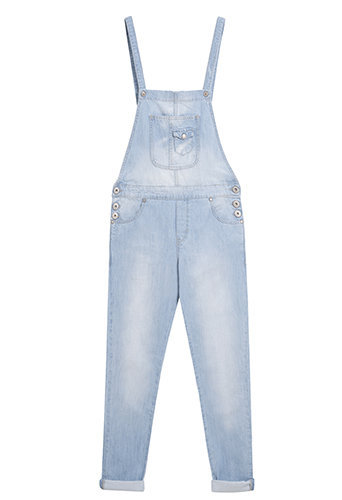 Salopette : Denim Studio - 155€