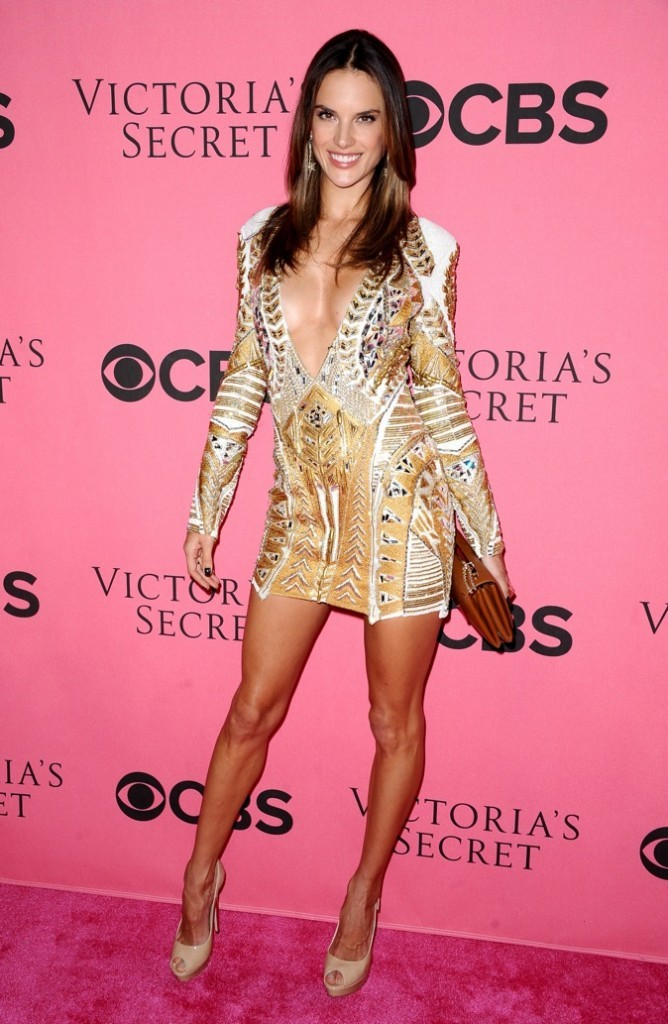 Alessandra Ambrosio : la perfection !