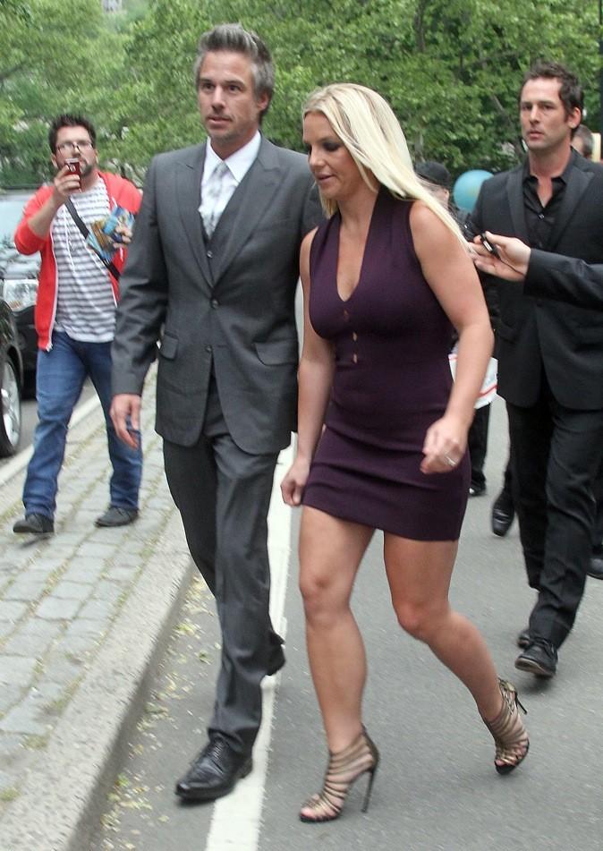 Britney Spears: elle fait du yoyo !