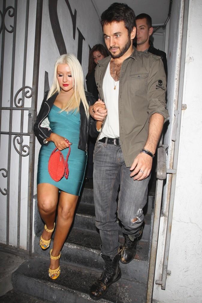 Christina Aguilera !