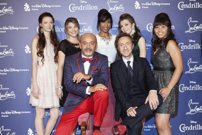 Christian Louboutin et ses princesses