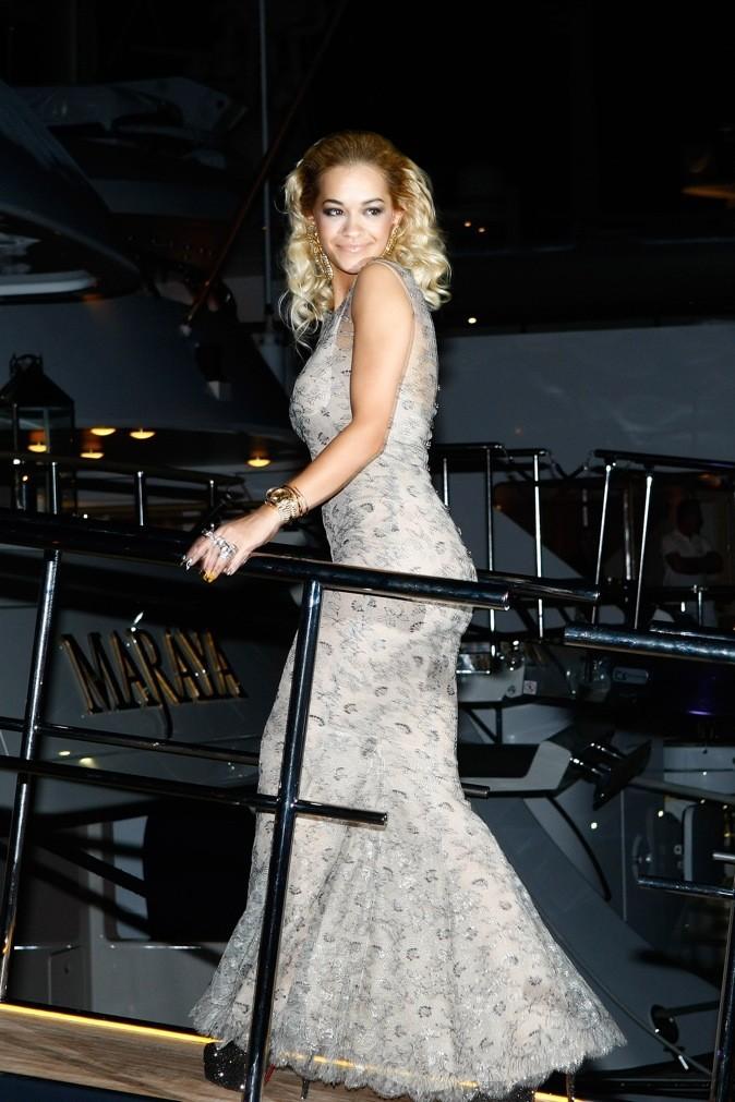 Trop sexy pour sa venue à Cannes !