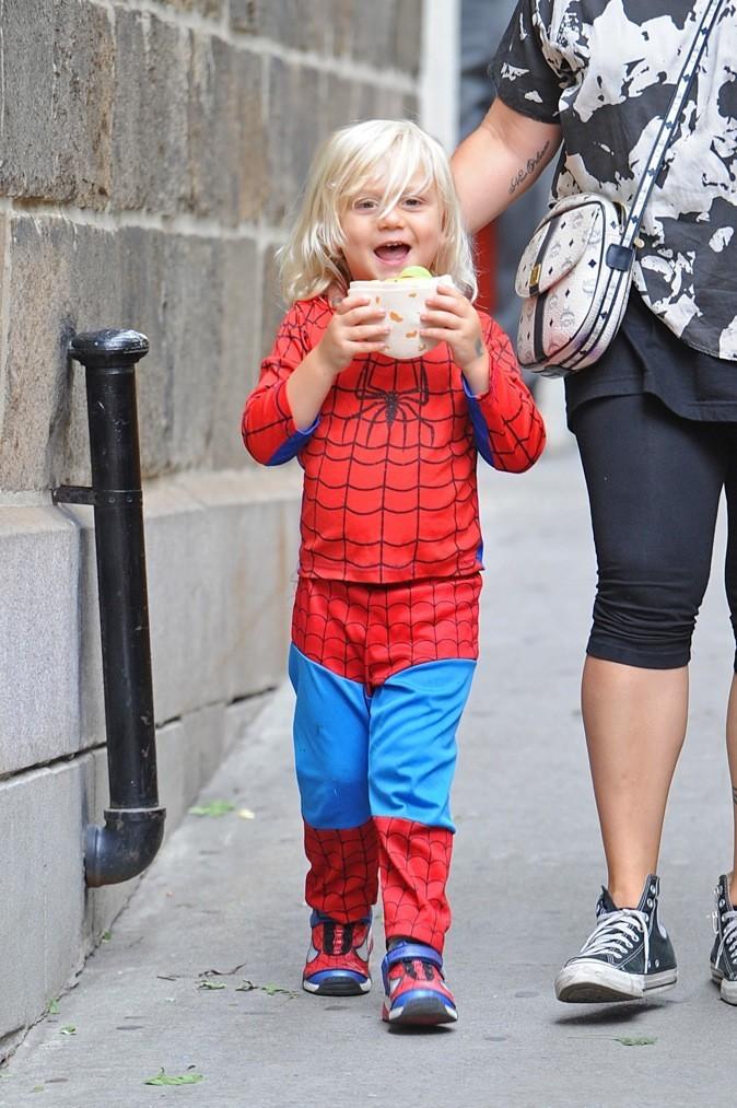 ...alors que Zuma préfère Spiderman !