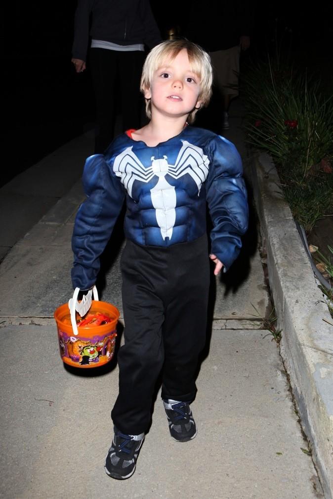Et Jayden James est Spiderman !