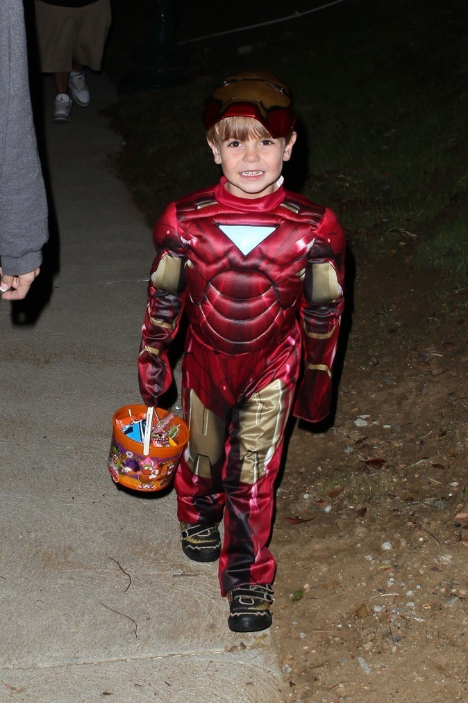 Sean Preston, le fils de Britney Spears