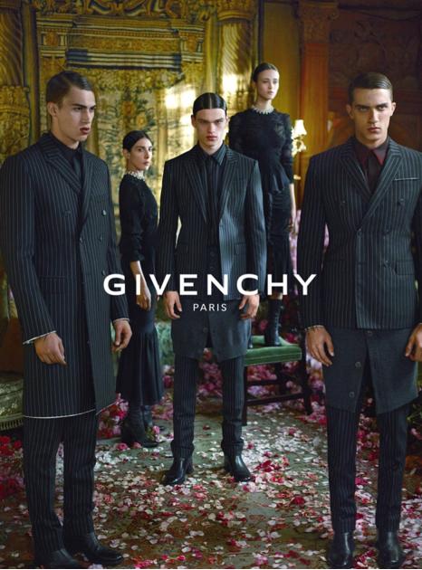 La nouvelle collection Automne - Hiver 2015 de Givenchy
