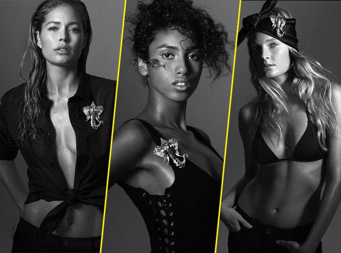 Photos : Doutzen Kroes, Imaan Hammam, Constance Jablonski... Sublimes et charismatiques pour Tiffany & Co !