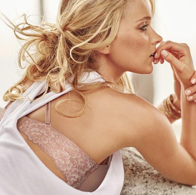 Elsa Hosk : un Ange tombé du ciel pour Victoria's Secret !