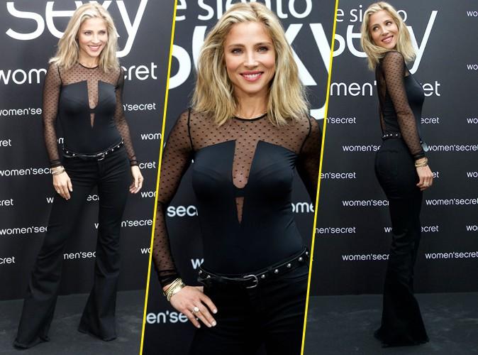 Photos : Elsa Pataky : ambassadrice de charme pour présenter la dernière campagne Women's Secret !