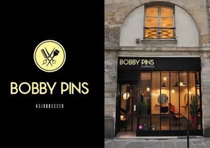 Buzzomètre : 4) Salon décoiffant ! Bobby Pins, 64, rue du Temple, Paris 3e.