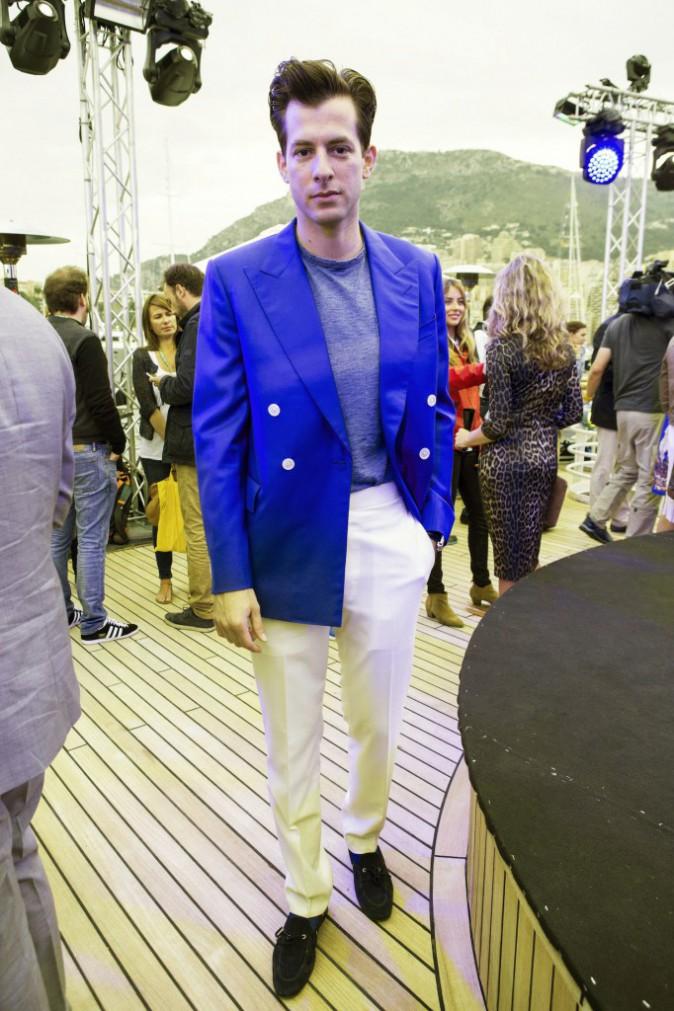 En direct de Fashionland : Mark Ronson