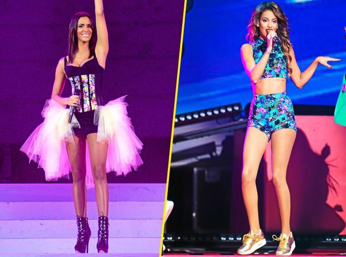 Photos : Fashion battle Shy'm VS Tal