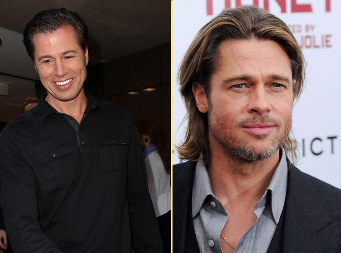 Brad Pitt et son frère Doug : l'humour en héritage.