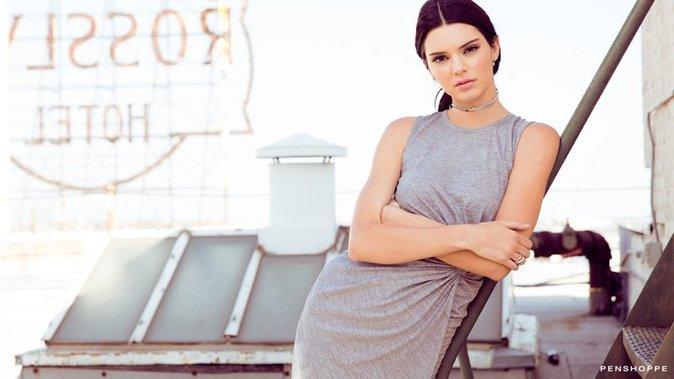 Photos : Gigi Hadid et Kendall Jenner : BFF de choc pour Penshoppe