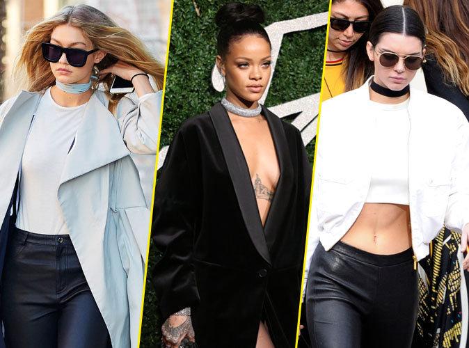 Gigi Hadid, Rihanna et Kendall Jenner