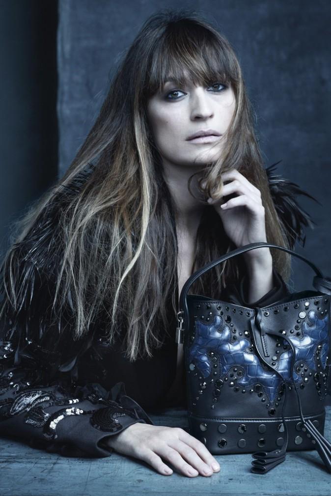 Caroline de Maigret pour Louis Vuitton.