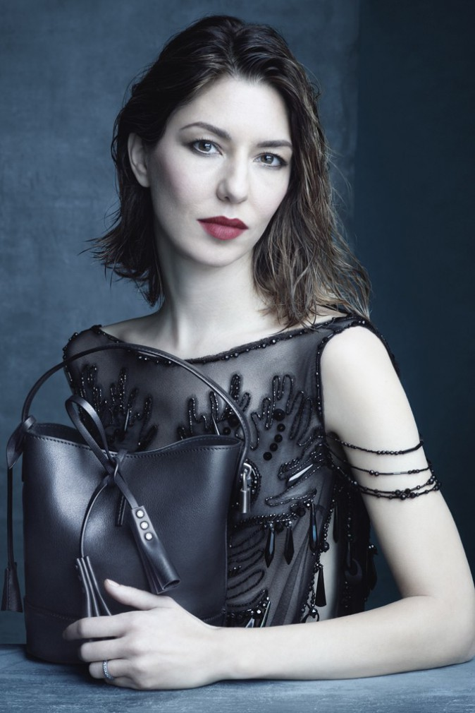Sofia Coppola pour Louis Vuitton.