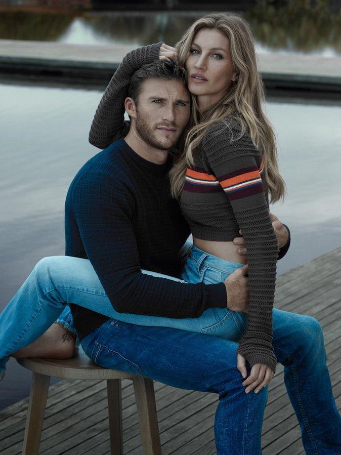 Photos : Gisele Bündchen : sexy et mystérieuse pour la nouvelle campagne Colcci