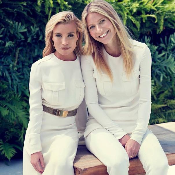 Gwyneth Paltrow et Tracy Anderson, de vraies soeurs de coeur !