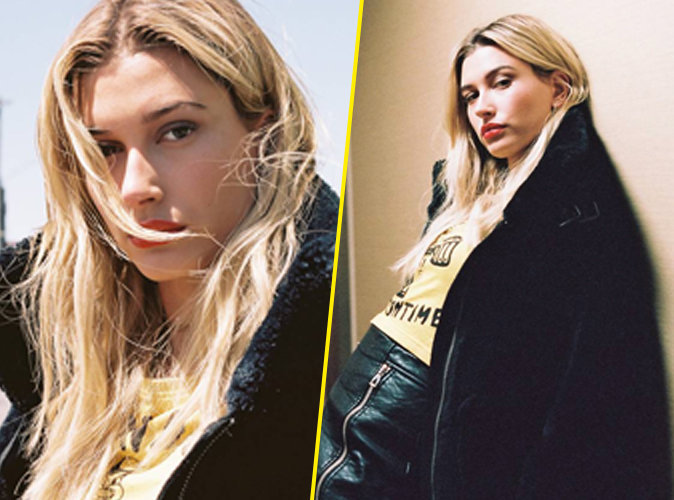 Photos : Hailey Baldwin : Star de la nouvelle campagne Eleven Paris !