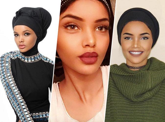 Photos : Halima Aden : découvrez le premier mannequin voilé de l'agence IMG Models