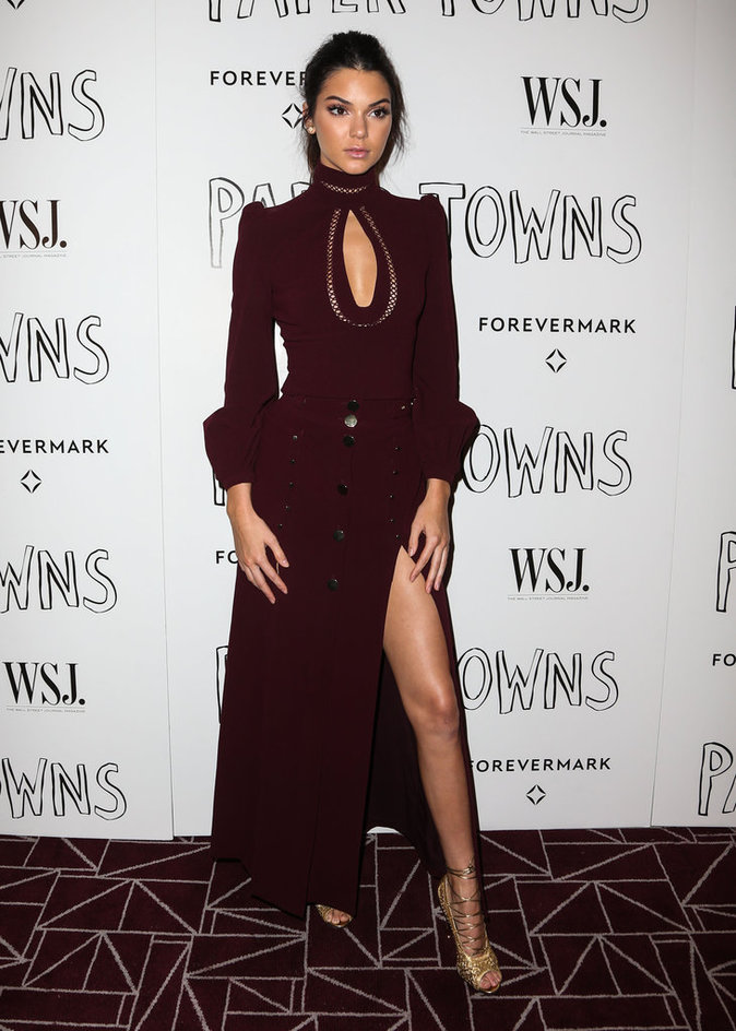 Photos : Happy Birthday Kendall Jenner : 21 ans en 21 sublimes apparitions !
