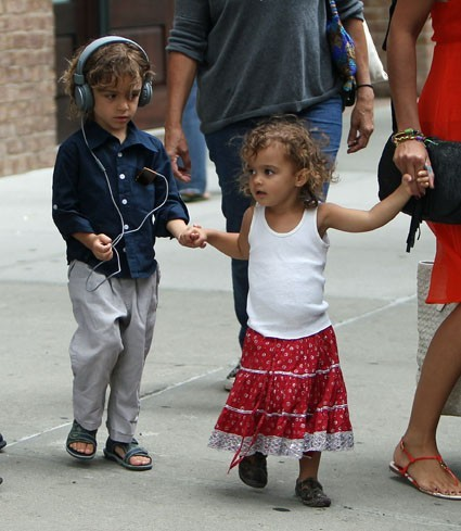 Levi et Vita McConaughey : Ils ont le look, les cocos !