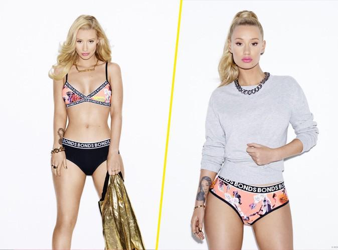Iggy Azalea, le nouveau visage de la marque de sous-vêtements Bonds
