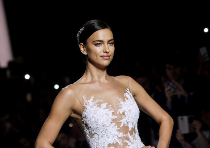 Irina Shayk : une somptueuse mariée pour Pronovias !