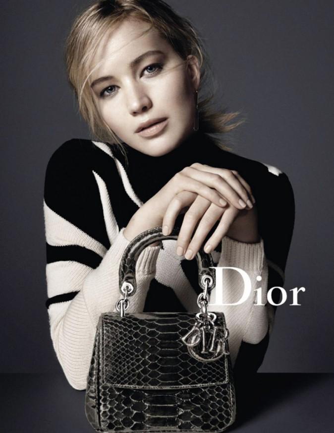 Photos : Jennifer Lawrence : de retour pour une campagne Dior !